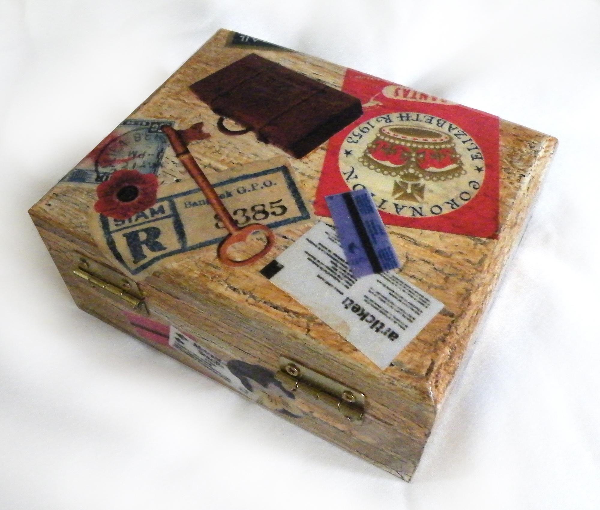 アンティークスタイル BOX