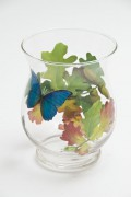 Verre ガラス花瓶